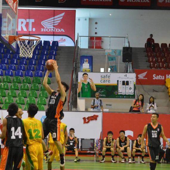 DBL 2015 di Pekanbaru