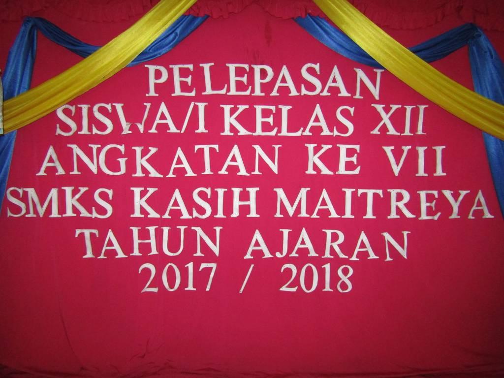 Perpisahan Siswa SMK T.P 2017-2018 (G 7)