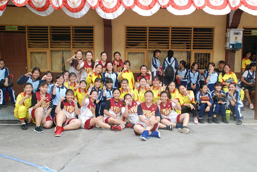 Class Meeting SMK (16 Agustus 2019)